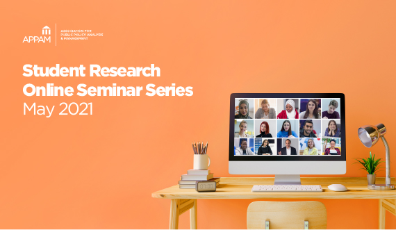 Student Research Seminar Series links for 5/5