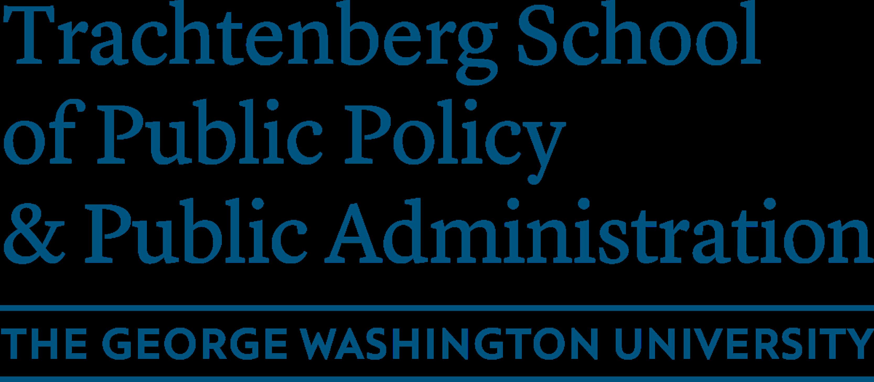 #2021APPAM Spotlight: GWU Trachtenberg School of Public Policy and Public Administration