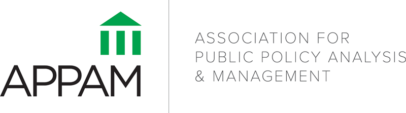 APPAM - Association for Public Policy Analysis & Management